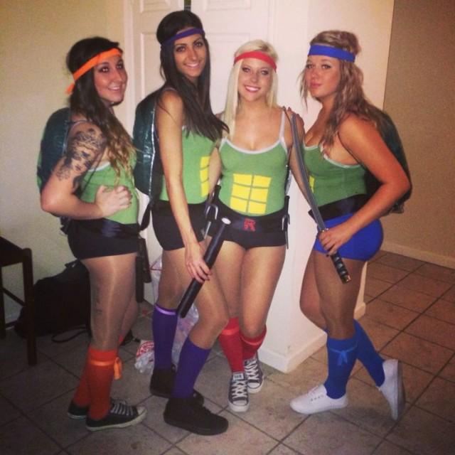 diy turtle costumes