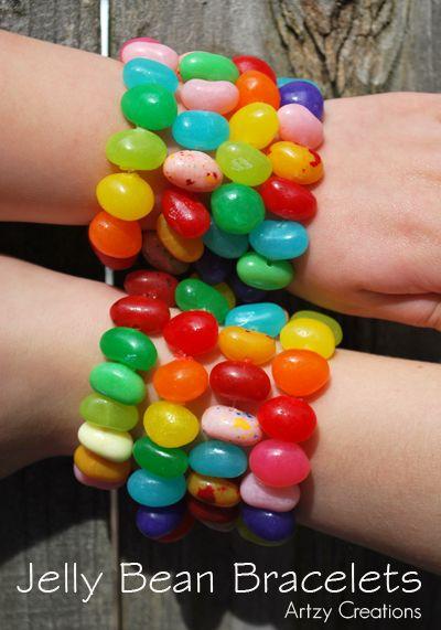jelly bean bracelets
