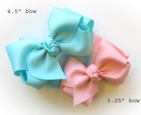 2-layer hairbow-hair bow 16