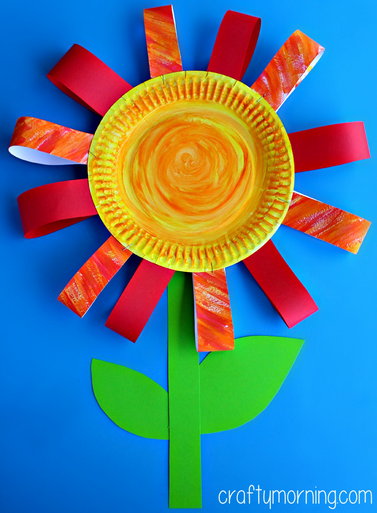 paper-plate-flower-craft-for-kids-