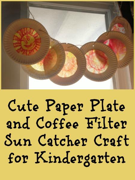 Sun-Catcher-Craft-for-Kids-With-Paper-Plate-and-Coffee-Filters