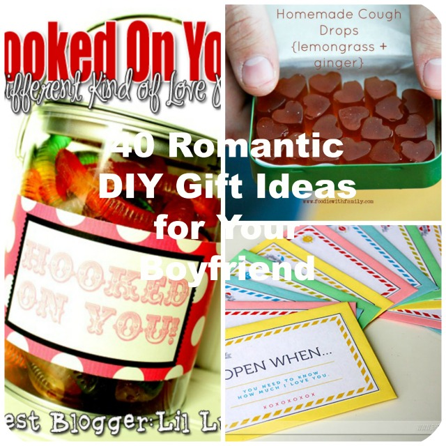 Cute Christmas Ideas For Your Boyfriend.40 Romantic Diy Gift Ideas For Your Boyfriend You Can Make