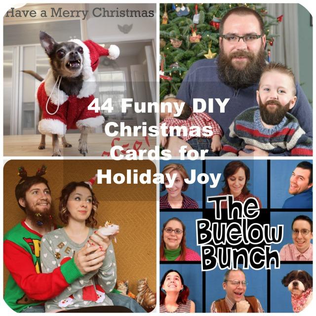 Brady Bunch Christmas Card.44 Funny Diy Christmas Cards For Holiday Joy