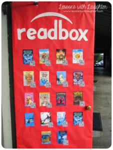 readbox door for class