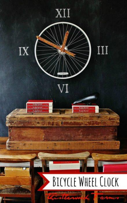 bicycle-wheel-clock