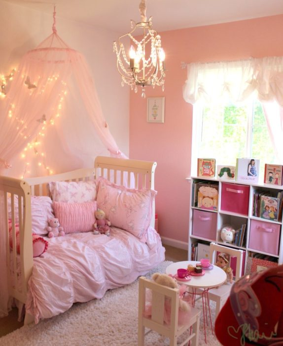 48 Diy Decorating Ideas For A Little Girl S Room