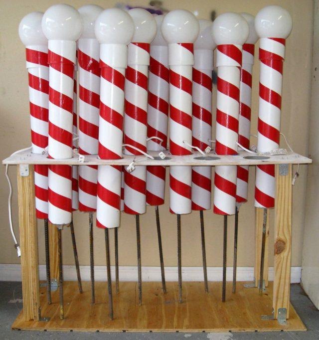 40 Festive Diy Outdoor Christmas Decorations
